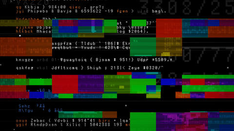 20181014 glitch2 typeB colorA PJ Animation
