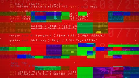 20181014 glitch2 typeB colorC PJ Animation