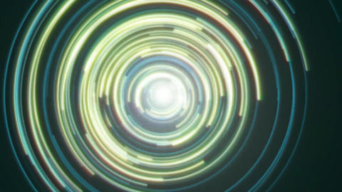 Abstract Cool Technology Background Stock Video Footage