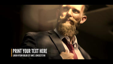 Corporate Indie Emotion SlideShow After Effects Template