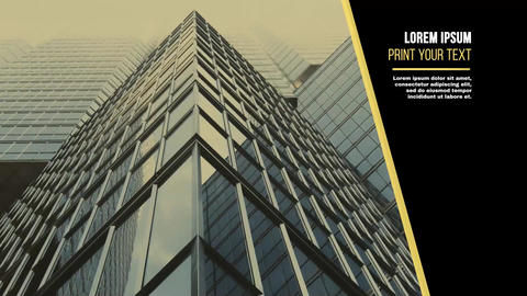 Corporate Real-Estate SlideShow After Effects Template