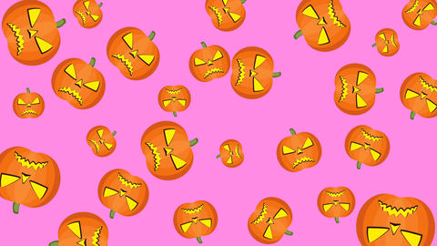 [alt video] Happy Halloween Loop Animation