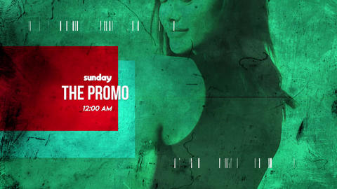 The Tv Fashion Promo Pack After Effects Template