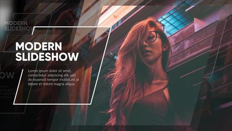 Slideshow Premiere - Clean Modern // Premiere Pro Premiere Pro Template