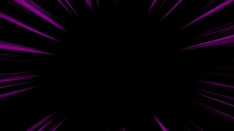 Concentrated line loop - Purple (with alpha) Animation