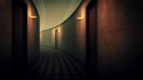 Corridor Cycle Animation