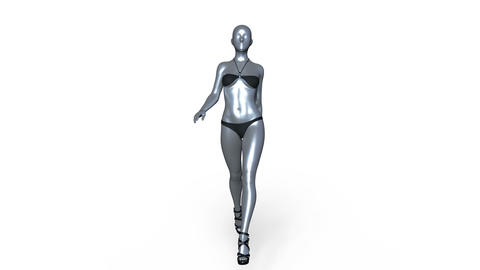 Mannequin Animation