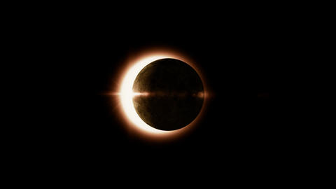 Total Eclipse Animation Footage