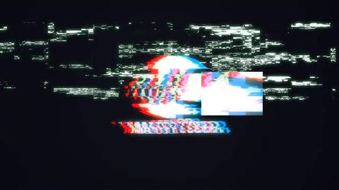 Glitch Revealer After Effects Template