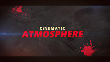 Horror Atmospheric Trailer After Effects Template