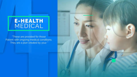 Medical Promo - Medical Clinic After Effects Template