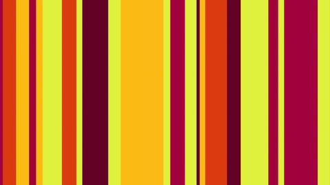 Multicolor Stripes 01 - Vibrant Striped Pattern Video Background Loop Animation