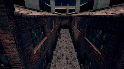 Mystery warehouse Animation