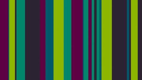 Multicolor Stripes 03 - 4k Variable Width Stripes Video Background Loop Animation