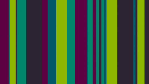 Multicolor Stripes 03 - Variable Width Stripes Video Background Loop Animation