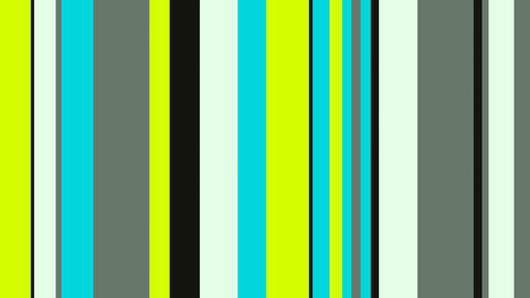 Multicolor Stripes 07 - 4k Neon Contrast Bars Video Background Loop Animation
