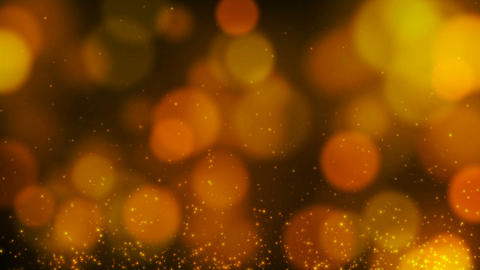 Graceful Bokeh Animation