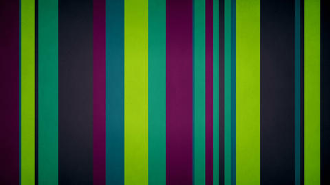 Paperlike Multicolor Stripes 03 - Texturized Variable Width Stripes Video Animation