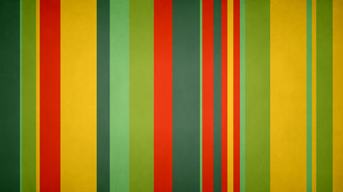 Paperlike Multicolor Stripes 05 - 4k Grungy Lively Colors Bars Video Background Animation