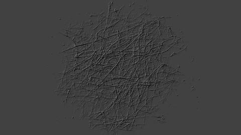 Wall Scratch Study 2 Animation