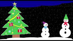 Christmas Bell Play Animación