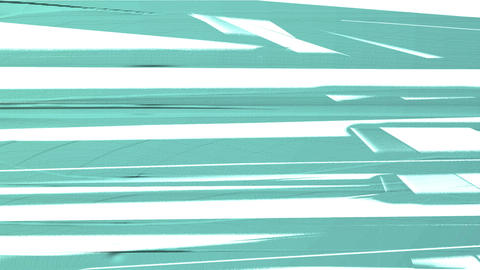 Abstarct Background Horizontal Distorted Abstract Lines 7 Animation