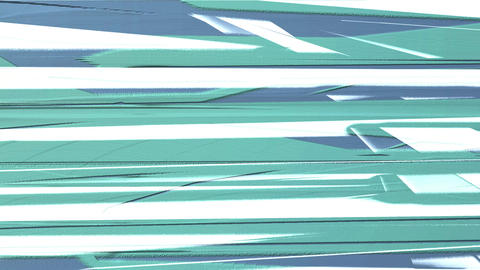 Abstarct Background Horizontal Distorted Abstract Lines 3 Animation
