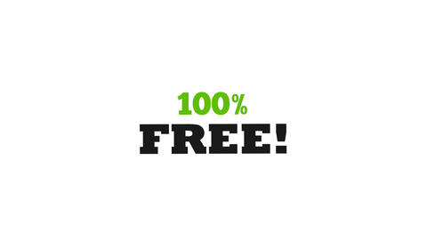 Dynamic 100% Free Banner For Advertisement Sign Animation
