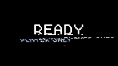 Ready Player One Message For Game UI Animation