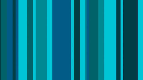Multicolor Stripes 19 - Green Blue Stripes Video Background Loop Animation