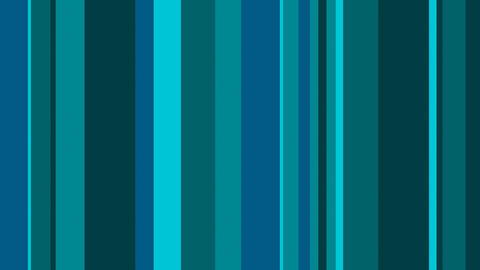 Multicolor Stripes 19 - 4k Green Blue Stripes Video Background Loop Animation