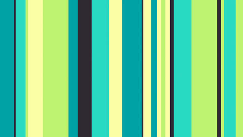 Multicolor Stripes 17 - Fresh MultiStripes Video Background Loop Animation