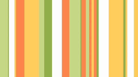 Multicolor Stripes 14 - Cozy Color Stripes Video Background Loop Animation