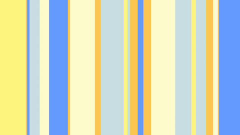 Multicolor Stripes 11 - 4k Youthful Color Stripes Video…, Stock Animation