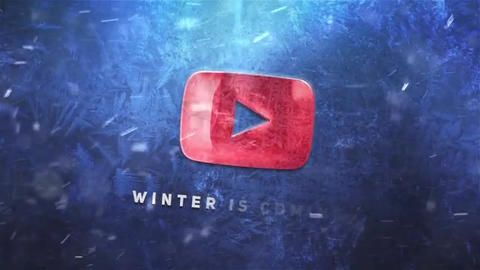 Winter Is Coming After Effects Template