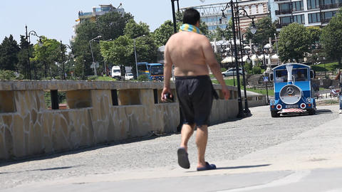 Tourist 's in Bulgaria Live Action