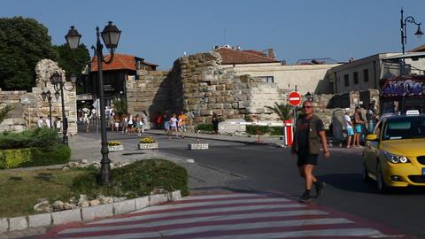 Tourist 's in Bulgaria Footage