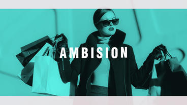 Promo After Effects Template Plantilla de After Effects