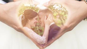 Wedding Slideshow Premiere Proテンプレート
