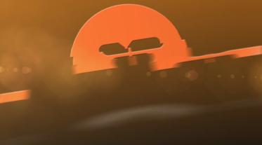 Simple Logo Reveal Plantilla de After Effects