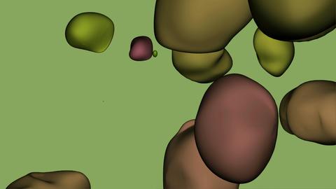 Lava Lamp Bubble 9 Animation