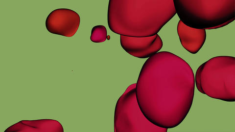 Lava Lamp Bubble 20 Animation