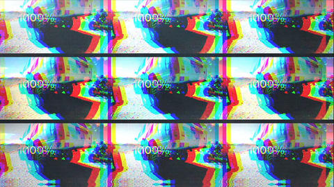 Glitch Opener After Effects Template