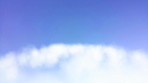 sky01 CG動画素材