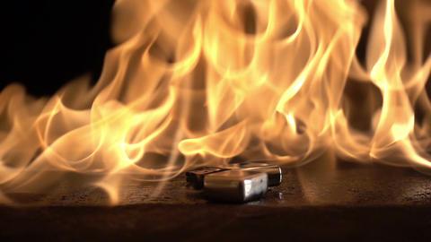 Arson Footage