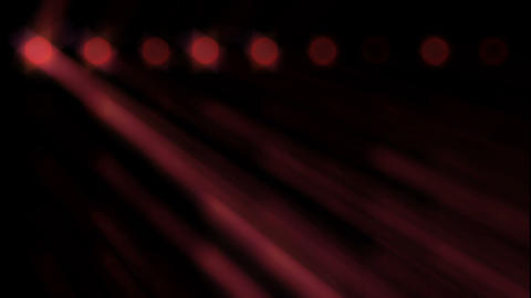 Red lights background. Red Light effects. Flashes of… Stock Video Footage