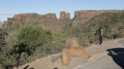 in south africa valley of desolation Live Action