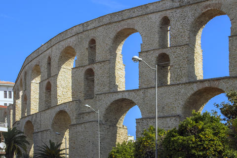 Aqueduct - Medieval Water Supply Photo