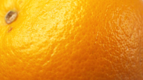 Orange macro Stock Video Footage