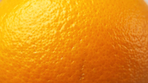 Orange macro Stock Video Footage
